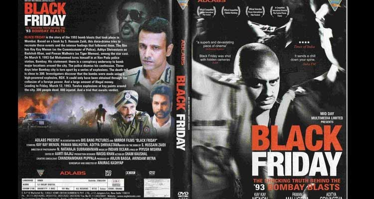 Black Friday banned in Indian Theaters but available on OTT