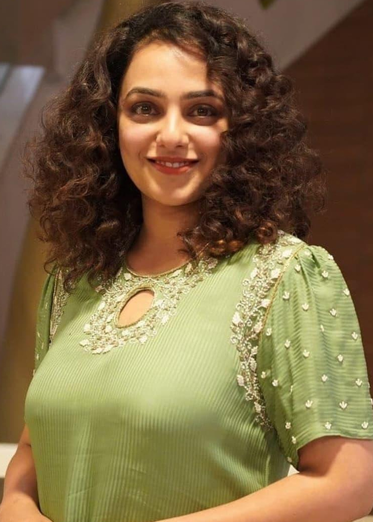 One of Most beautiful South Indian actresses Nithya Menon