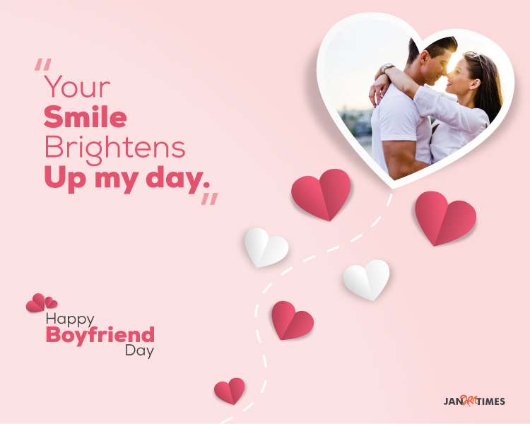 National Happy Boyfriend Day 2021 Greeting Quotes