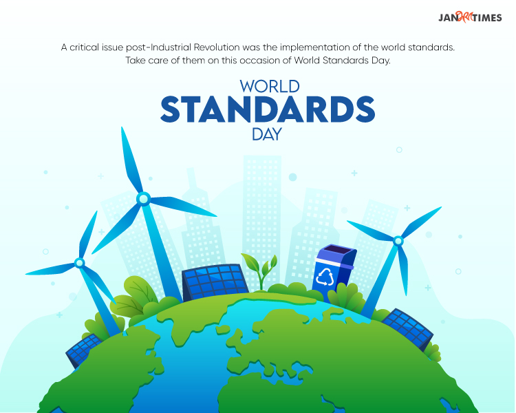 World Standards Day Significance