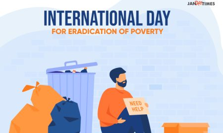 International Day for Eradication of Poverty facts